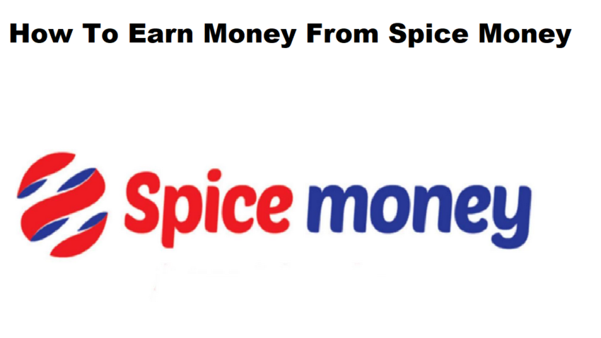 How To Earn Money From Spice Money